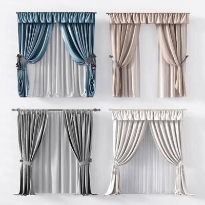 北欧窗帘, 窗帘, 北欧