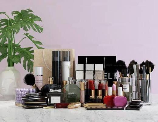 化妆品, 香水, 口红