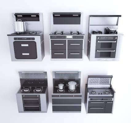 廚具, 爐具