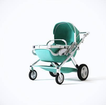 婴儿车, 儿童用品