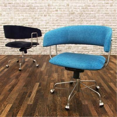 办公椅, 单椅, 休闲椅, 现代