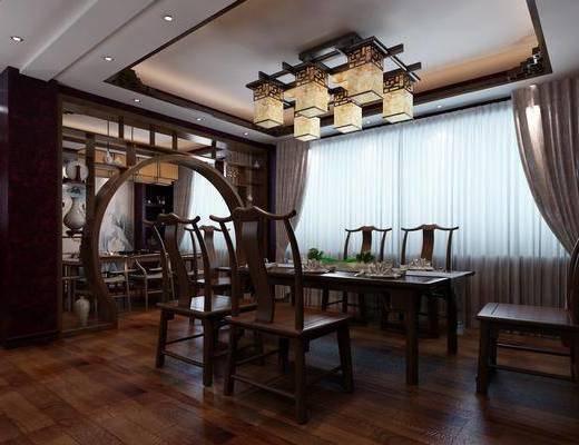 新中式茶楼, 茶楼