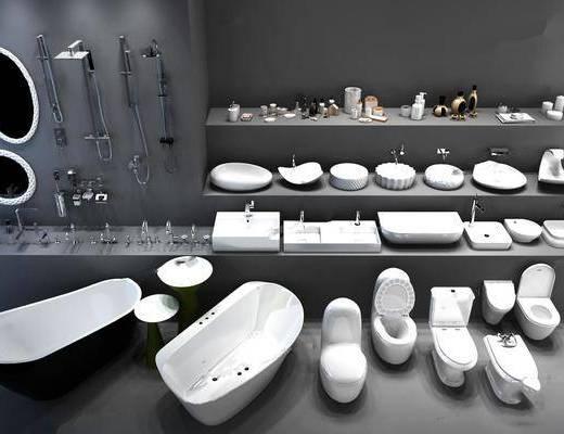 卫浴, 五金饰品, 卫浴组合