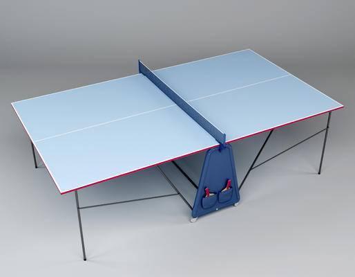 乒乓球台, 现代乒乓球台, 现代
