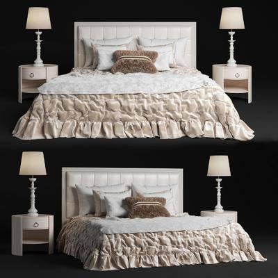 床具组合, 现代