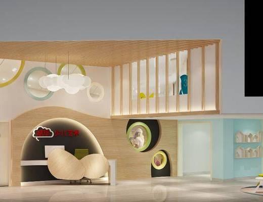 双人沙发, 单人沙发, 茶几, 凳子, 装饰画, 挂画, 装饰架, 吊灯, 摆件, 现代, 双十一