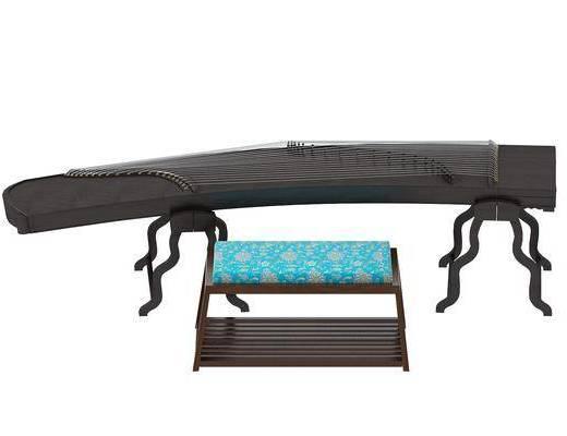 乐器, 凳子, 新古典