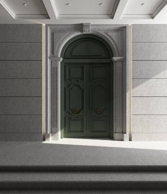 门头造型, 欧式拱门, 欧式大门, 欧式门楼, 欧式石雕, 欧式线条