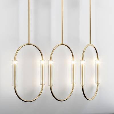 現代, 吊燈