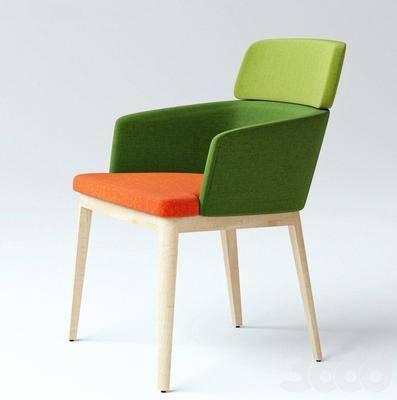 现代时尚休闲椅