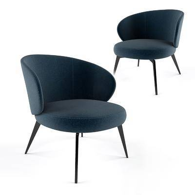 单人椅, 现代