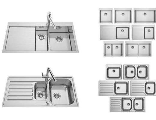洗菜盆, 洗手盆, 洗手台, 现代