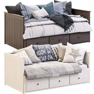 现代沙发, 沙发, 双人沙发, 多功能沙发