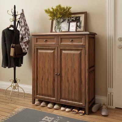 鞋柜, 置物柜, 摆件组合