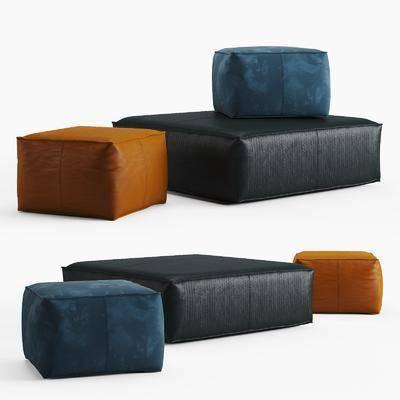 多人沙发, 沙发组合, 抱枕