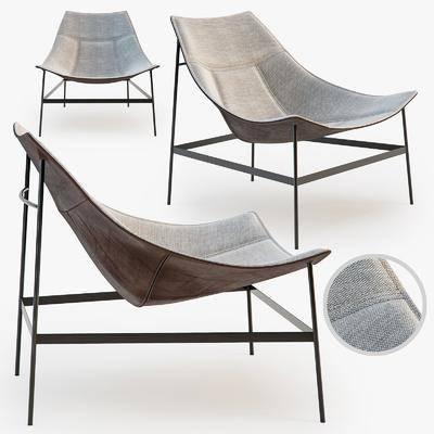 单椅, 躺椅, 休闲椅, 现代