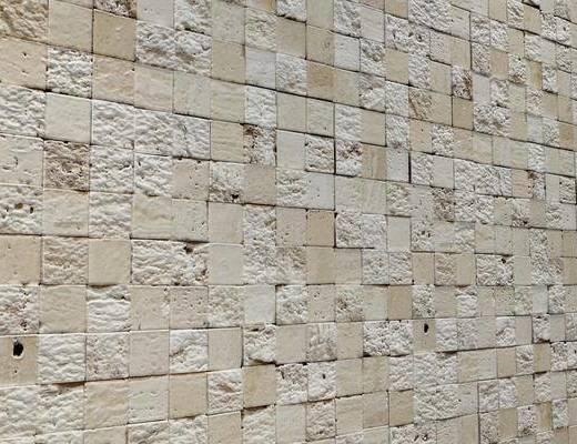 墙面, 岩石