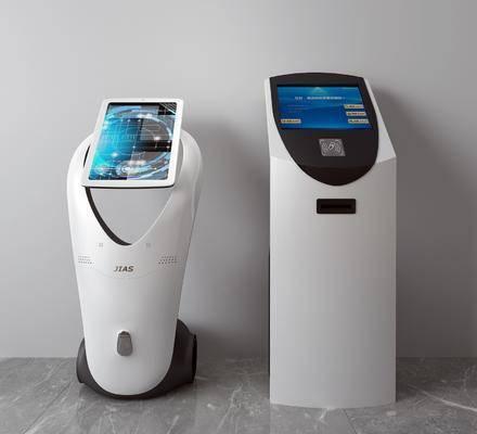 商业设备, 机器
