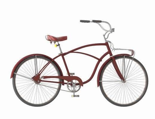 复古单车, 自行车, 现代