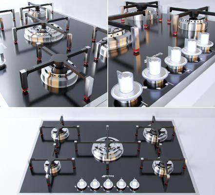 厨具, 厨房, 炉灶, 五金, 现代炉灶, 现代