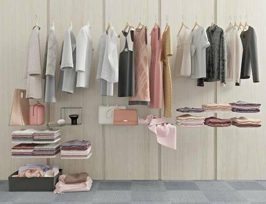 衣服, 服饰, 大衣毛衣, 连衣裙, 现代