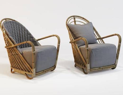 北欧户外休闲椅子