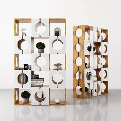 装饰架, 陈设品, 现代装饰架, 现代, 摆件