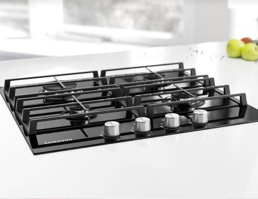 灶台, 煤气灶, 厨具组合
