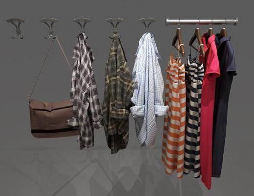 衣架服饰, 现代