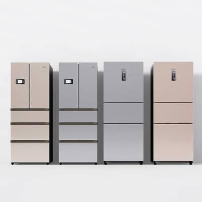 现代, 单门, 冰箱