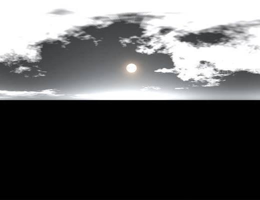 天空hdri