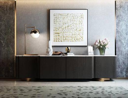 现代电视柜, 边柜组合, 柜架组合