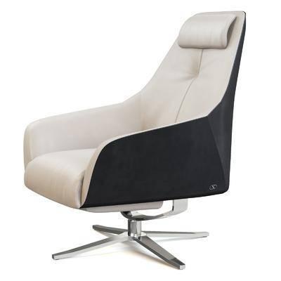 现代, 休闲椅, 办公椅