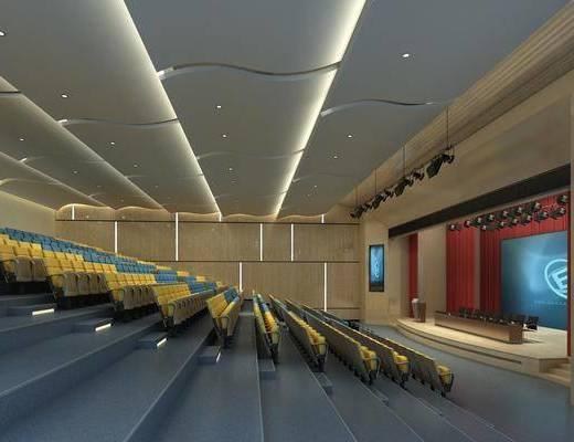 会议室, 现代会议室, 会议大厅