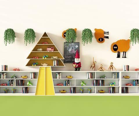 玩具, 儿童玩具, 现代儿童玩具, 玩偶, 积木, 布偶, 置物柜, 摆件, 墙饰, 现代