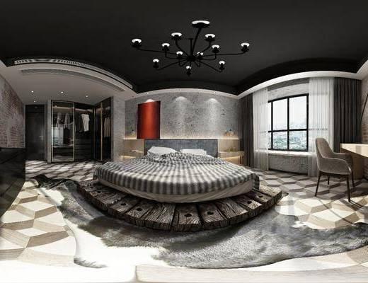 工业化卧室, 卧室