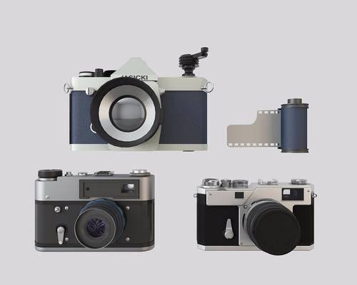 相机, 现代