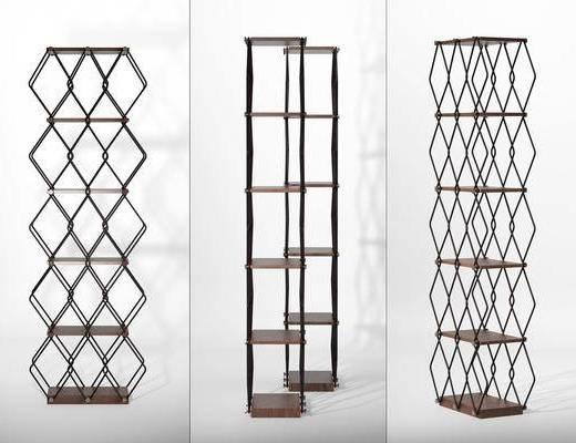 現代裝飾架, 裝飾架, 置物架