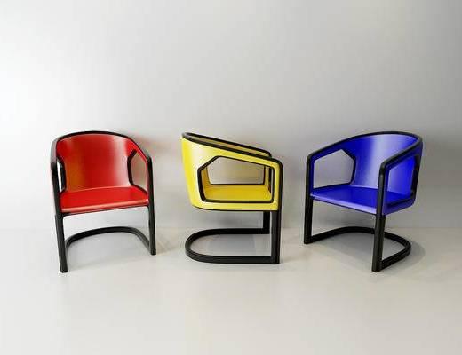 单椅, 休闲椅, 椅子, 现代