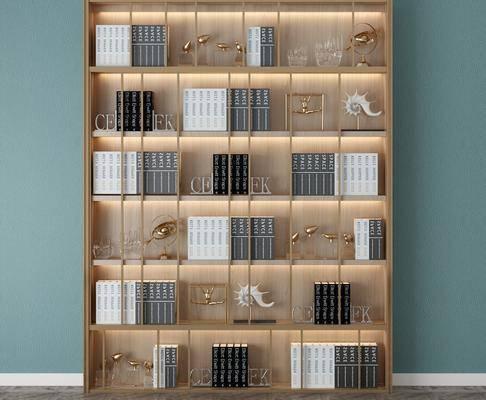 书柜, 书架, 置物柜