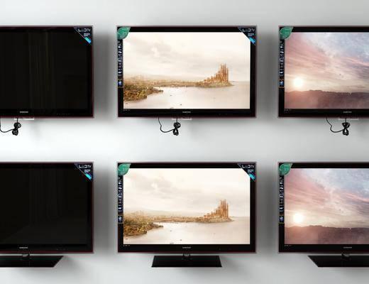 电视机, 电视