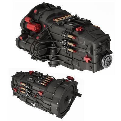 汽车发动机, 引擎马达