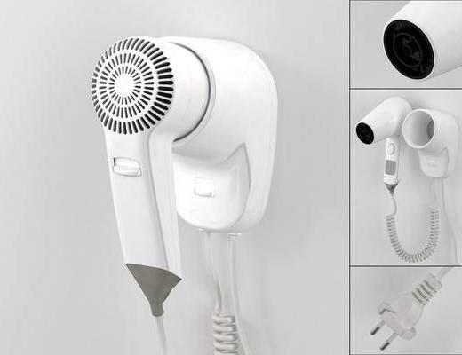 吹风筒, 现代