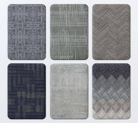 �F代, 地毯, �误w