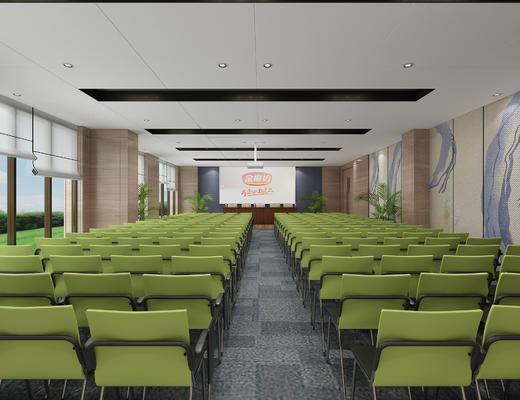 多功能会议室, 方形会议室, 小型会议室, 会议室, 现代会议室, 椅子