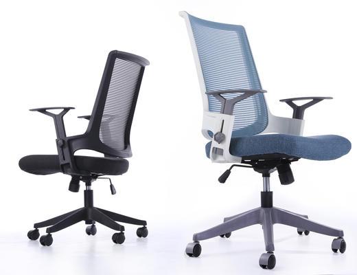 现代, 办公椅, 椅子