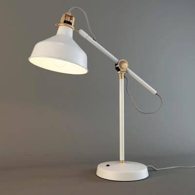 台灯, 灯泡, 现代台灯, 现代