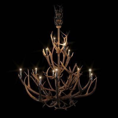 吊灯, 树枝, 现代