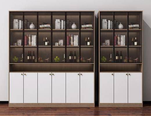 酒柜, 柜架組合, 酒架, 置物柜