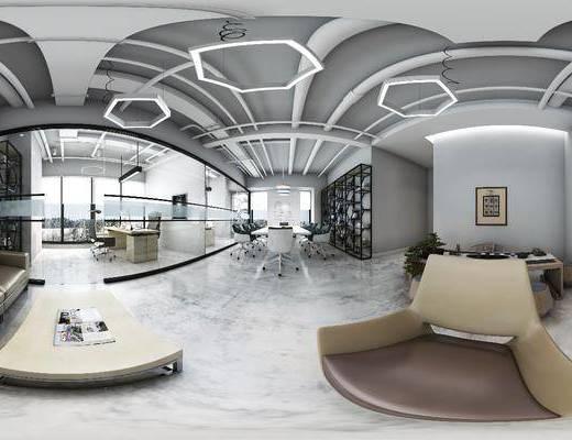 现代办公室, 办公室, 办公区